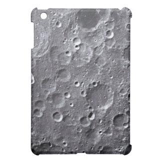 Moon surface iPad mini cases