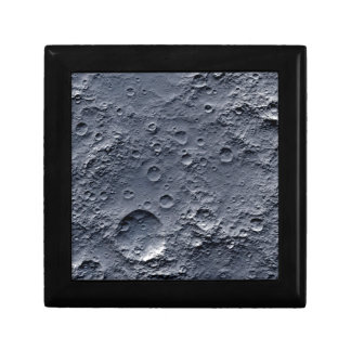 Moon Surface Small Square Gift Box