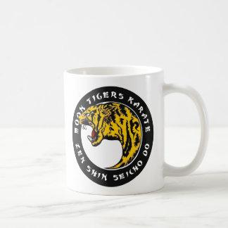 Moon Tigers Karate Coffee Mug