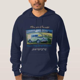 Moon Tug Hooded Sweatshirts