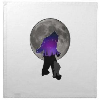 Moon Walkers Napkin