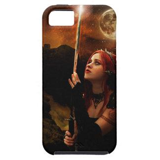 Moon warrior tough iPhone 5 case
