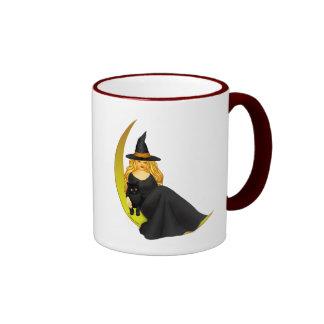 Moon Witch Coffee Mug