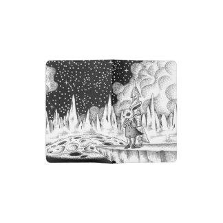 Moon World Tour Pocket Moleskine Notebook