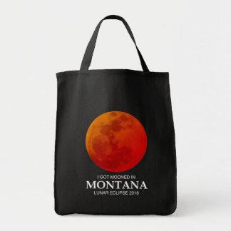 Mooned In Montana 2018 Tote Bag