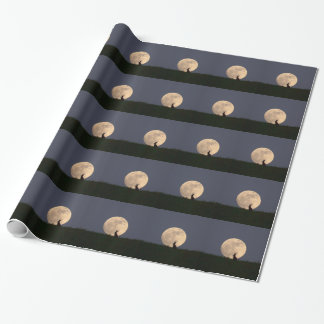Moongazer.JPG Wrapping Paper
