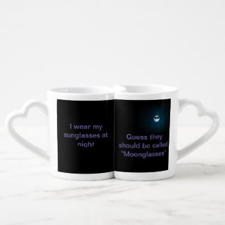 Moonglasses Pun Mug