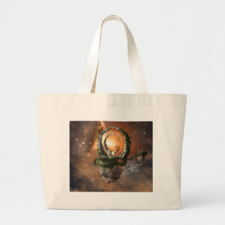 Moonland in the universe bag