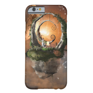 Moonland in the universe barely there iPhone 6 case