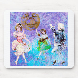 MOONLIGHT CHARADE MOUSE PAD
