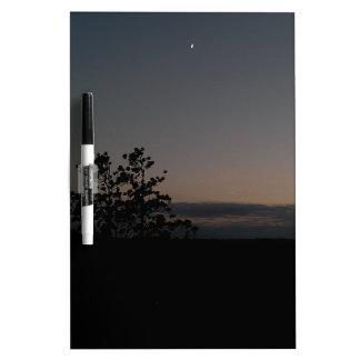 Moonlight Dry Erase Board