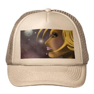 Moonlight Mesh Hats