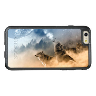 Moonlight Howl OtterBox iPhone 6/6s Plus Case