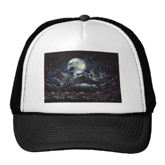 Moonlight Loon Dance Cap