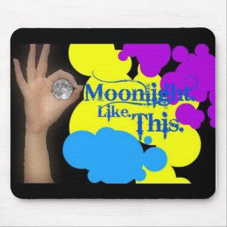 moonlight mouse mats