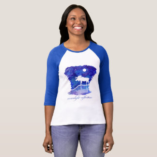 Moonlight Reflections T-Shirt