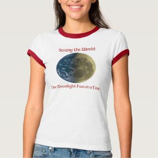 Moonlight - Saving the World T-Shirt