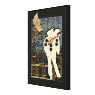 Moonlight Serenade Canvas Print