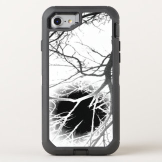 Moonlight Silhouette OtterBox Defender iPhone 8/7 Case