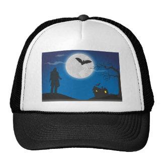 Moonlight sky cap