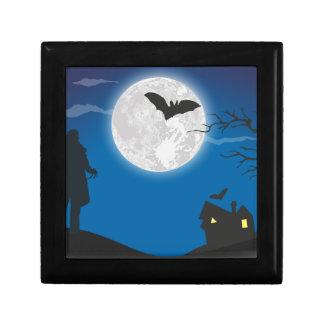 Moonlight sky gift box