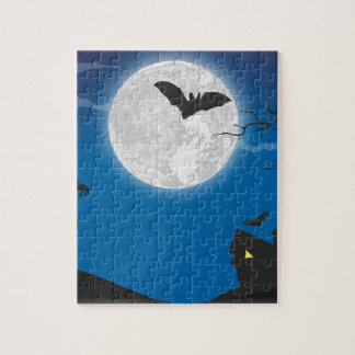 Moonlight sky jigsaw puzzle