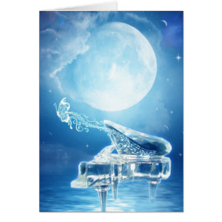 Moonlight Sonata Card