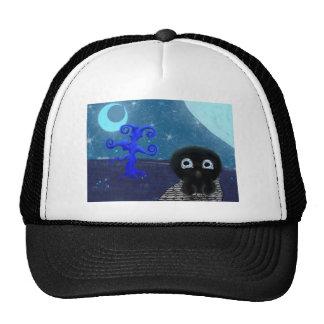 Moonlight stargazing cap