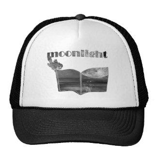 moonlight t-shirts design cap