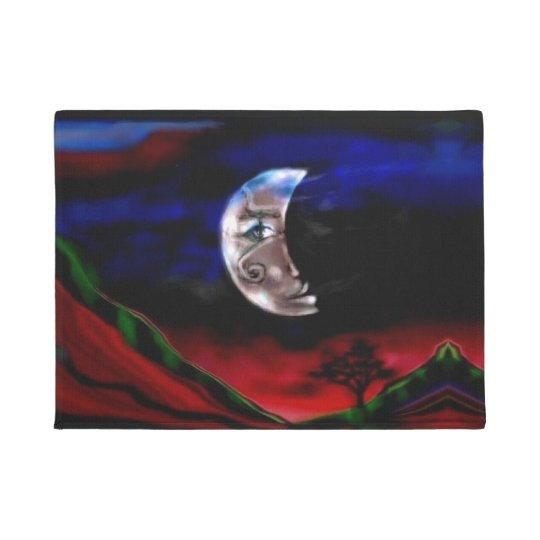 Moonlight Valley Doormat