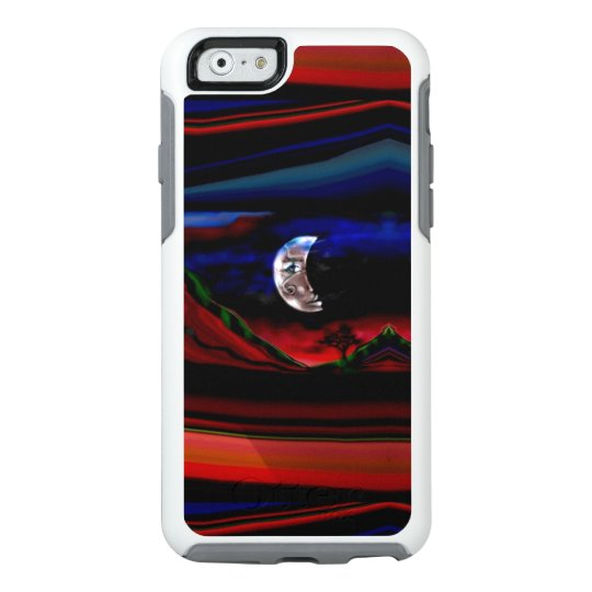 Moonlight Valley OtterBox iPhone 6/6s Case