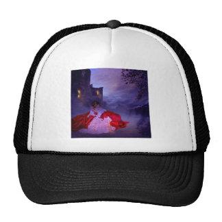 MOONLIT EVENING ~ OUTSIDE THE CASTLE WALLS CAP