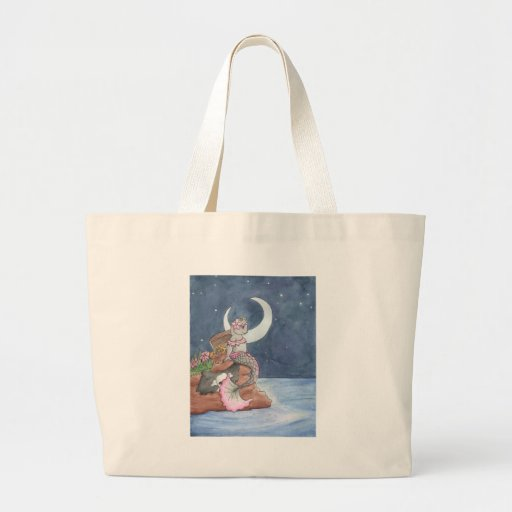 Moonlit Hoard Tote Bag