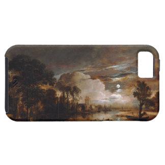 Moonlit Landscape by Aert Van Der Neer 1647 iPhone 5/5S Covers