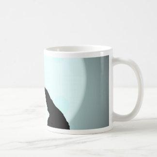 Moonlit Mountain Coffee Mug