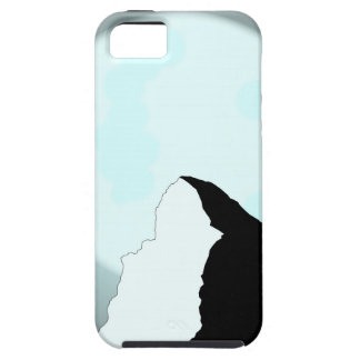 Moonlit Mountain iPhone 5 Case