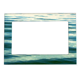 Moonlit Sea Magnetic Picture Frame