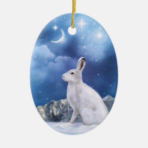 Moonlit sentinel Ornament