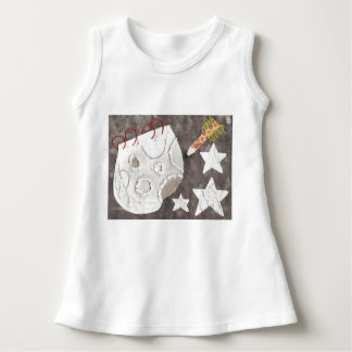 Moonpad and Pen Baby Dress