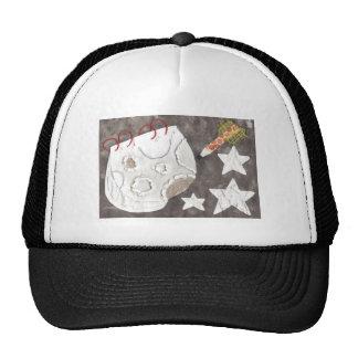 Moonpad and Pen Baseball Cap