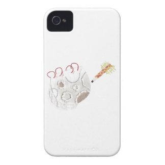 Moonpad and Pen I-Phone 4 Case