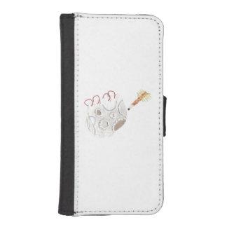 Moonpad and Pen I-Phone 5/5s Wallet Case