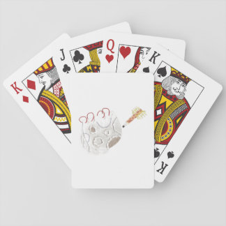 Moonpad and Pen Playing Cards