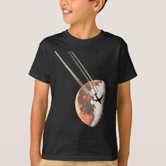 Moonplane4pruhlbig Shirts