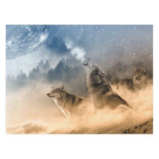 Moonrise Howl Tablecloth