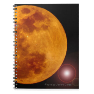 Moonscapes Notebook