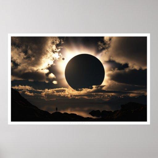 Moonshadow Print