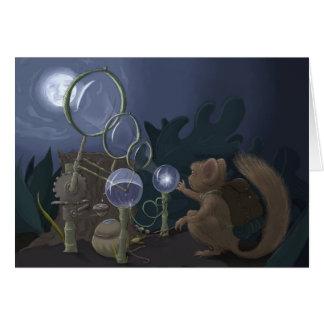 Moonshine Greeting Cards