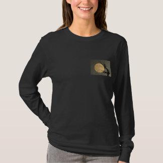 Moonshine - full moon & tree collage T-Shirt