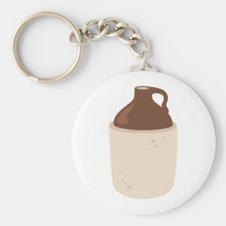 Moonshine Jug Key Ring